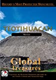 Global Treasures Teotihuacan Mexico [DVD] [NTSC]