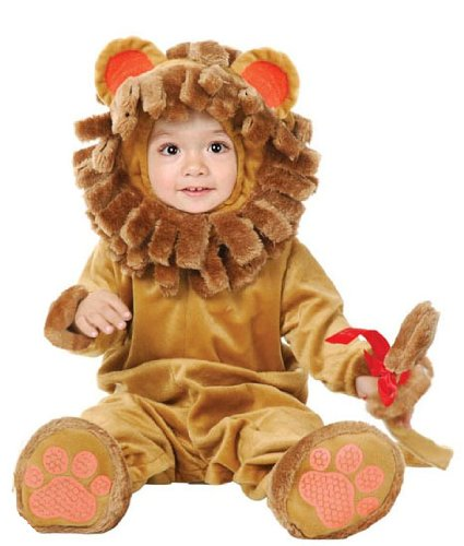 Little Lion Infant Costume