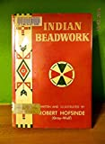 img - for Indian beadwork book / textbook / text book