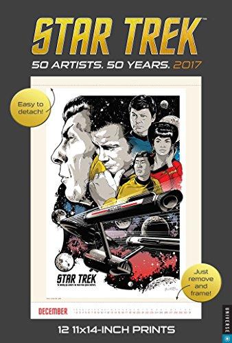 star-trek-2017-poster-calendar-50-artists-50-years