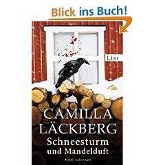 Schneesturm und Mandelduft: Kriminalroman