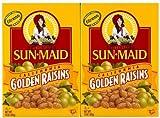 Sun Maid California Golden Raisins 15 oz by SUN-MAID(R) GROWERS OF CALIFORNIA