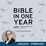 NIV Audio Bible in One Year (Jan-Feb): Read by David Suchet |  New International Version