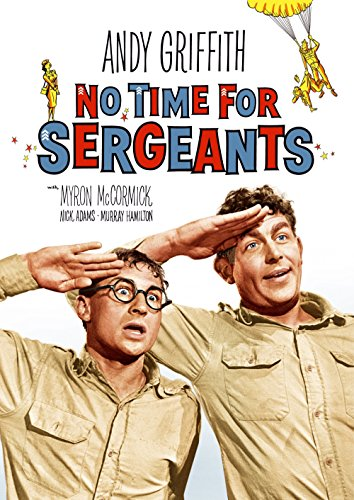 Amazon Com No Time For Sergeants Andy Griffith Myron