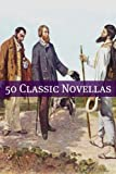 img - for 50 Classic Novellas book / textbook / text book
