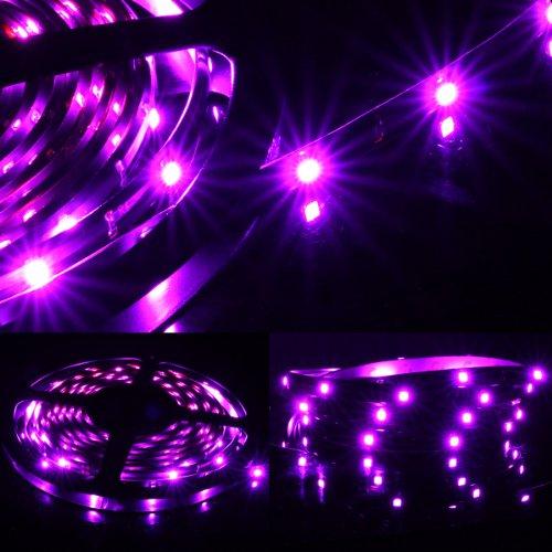 5M Meter 16 Ft Feet Roll 3528 Smd Led 150 Leds Waterproof Flexible Light Strip - Pink