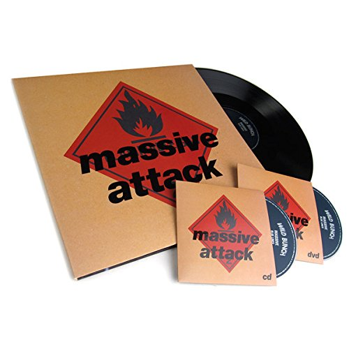 Massive Attack - Massive Attack: Blue Lines (With Cd + Dvd) Vinyl 2lp Boxset - Zortam Music