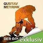 Der Golem Hörbuch von Gustav Meyrink Gesprochen von: David Nathan