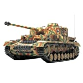 タミヤ 1/16 ラジオコントロールタンクシリーズ No.25 ドイツ IV号戦車J型 フルオペレーションセット (4チャンネルプロポ、バッテリー、充電器付き) 56025