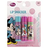 Lip Smacker, Lip Gloss, Disney, Assorted 037 3 pieces [0.42 oz (12.0 g)]