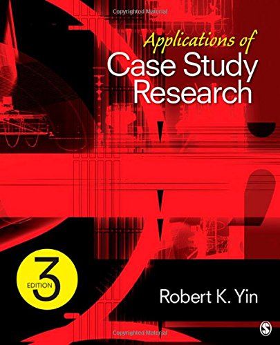 Applications of Case Study Research | SAGE Publications Inc