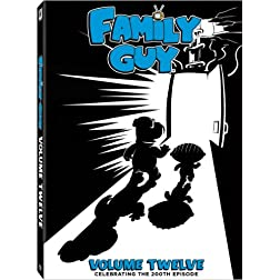 Family Guy: Volume 12