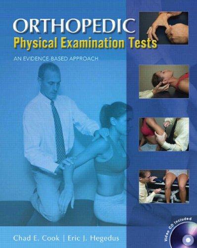 Orthopedic Physical Examination Tests: An Evidence-Based...