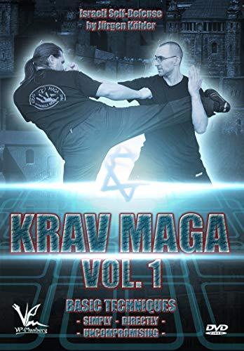 DVD : Krav Maga Israeli Self-defense 1: Basic Techniques