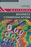 img - for Mastering Business Communication (MacMillan Master Series (Business)) book / textbook / text book