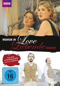 Women in Love - Liebende Frauen [2 DVDs]