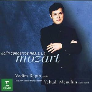 Violin Concertos 2 3 & 5
