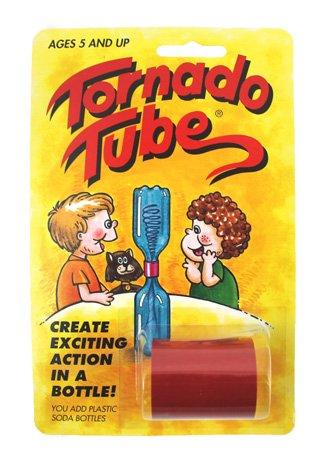 Tornado Tubes, assorted colors.