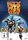 DVD Cover 'Nix wie weg - vom Planeten Erde