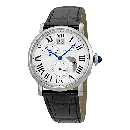 Cartier Rotonde W1556368 Stainless steel Automatic Men's Watch