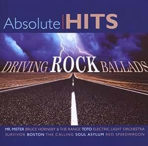 Absolute Driving Rock Ballads