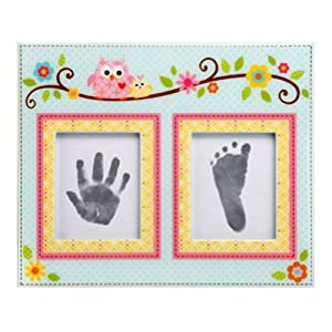 Happi by Dena First Prints Framing Kit, Happi Baby Girl