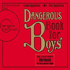 Dangerous Book for Boys Hörbuch