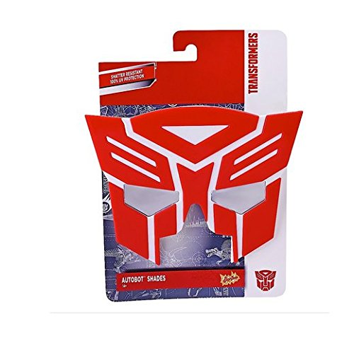 Transformers Autobot Sunstaches Mask Shades for Cosplay and Costume Parties (Transformer Sun Shade compare prices)