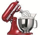 KitchenAid Küchenmaschine Artisan rot   5KSM150PSEER -