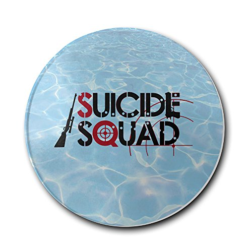[DEMOO Suicide Squade POSTER Coasters] (Easy To Make At Home Superhero Costumes)