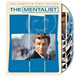 The Mentalist: The Complete First Season ~ Simon Baker