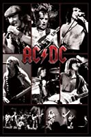 1art1 43392 AC/DC - Live Poster (91 x 61 cm)