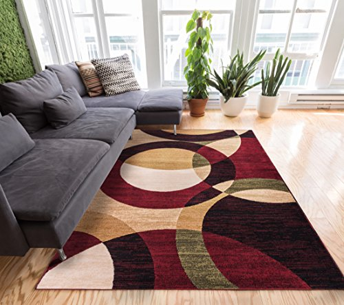 jackpot-multi-color-geometric-circles-modern-5x7-5-x-72-area-rug-rings-abstract-boxes-lines-easy-car