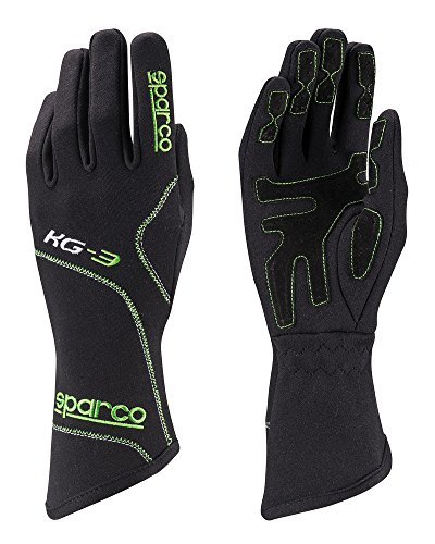 sparco-blizzard-kg-3-black-green-6-child