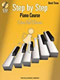 Step by Step Piano Course, Book 3