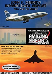 Airutopia:NEW YORK JFK AIRPORT 'John F. Kennedy Airport Classic'