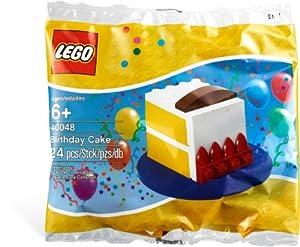 LEGO Creator: Birthday Cake 80th Anniversary (Limited Edition) Set