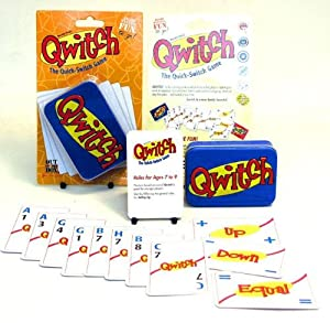 Qwitch The Quick-Switch Card Game