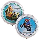 "Mario Kart Wii 18"" Foil Balloon Party Supplies (one Balloon)"