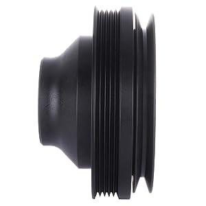 For Mitsubishi Montero Sport Harmonic Balancer Crank Shaft Pulley Dorman 594-056