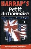 echange, troc Collectif - Harrap's, petit dictionnaire export