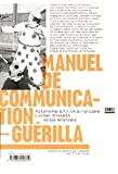 Manuel de communication-guérilla (French Edition) (235522031X) by Luther Blissett