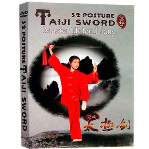 32 Posture Taiji Sword