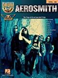 Aerosmith: Drum Play-Along Volume 26 (Book/CD) (Hal Leonard Drum Play-Along)