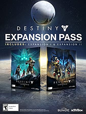 Destiny Expansion Pass - PS4 [Digital Code]