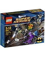 Lego Super Heroes - 6858 - Jeu de Construction - Batman vs Catwoman