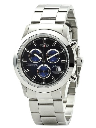 Swiss Code Red Caliber Deep blue Chronograph for Him Swiss Made