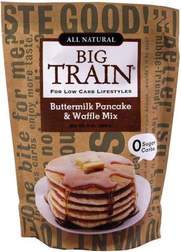 Low Carb Buttermilk Pancake & Waffle Mix