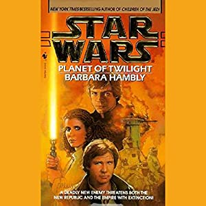 Star Wars: Planet of Twilight Hörbuch