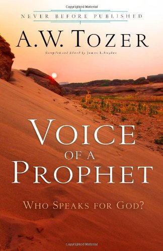 Image of Voice of a Prophet: Who Speaks for God?